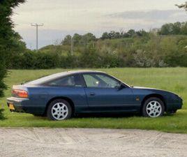 1994 NISSAN 200SX S13 AUTO
