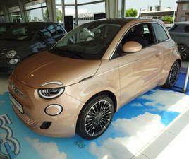 FIAT 500 3+1 ICON CO-DRIVER/WINTER-P/PANORAMA/KOMFORT