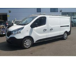 RENAULT TRAFIC LL29 DCI 95 BUSINESS PA 3DR FOR SALE IN WICKLOW FOR €15,950 ON DONEDEAL
