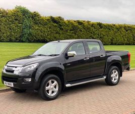 2015 ISUZU DMAX YUKON 2.5TD FOR SALE IN DERRY FOR £15,495 ON DONEDEAL