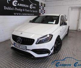 45 AMG 4MATIC TIPTRONIC AUTO (360BHP)...STUNNING PERFORMANCE...FINANCE PACKAGES AVAILABLE.