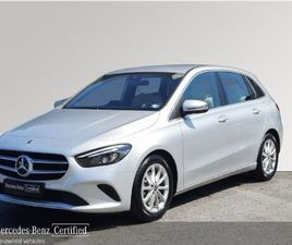 MERCEDES-BENZ B-CLASS B180 PETROL ONLY 8000KMS O FOR SALE IN DUBLIN FOR €33,950 ON DONEDEA