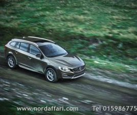 V60 CROSS COUNTRY D3 GEARTRONIC BUSINESS