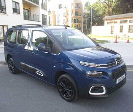 2020 CITROEN BERLINGO 1.5 HDI WHEELCHAIR ACCESS FOR SALE IN DUBLIN FOR €35,000 ON DONEDEAL