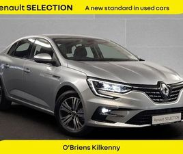 RENAULT MEGANE GRAND COUPE ICONIC 1.5 DCI 115 BHP FOR SALE IN KILKENNY FOR €28,900 ON DONE