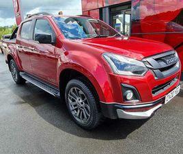 2020 ISUZU D-MAX 1.9TD BLADE+ (CANOPY) AUTO - £30,995 +VAT