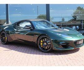 2021 LOTUS EVORA 3.5 GT430 SPORT - £84,990