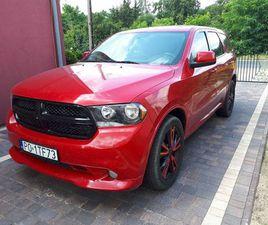 DODGE DURANGO R/T 3.6 V6 2013R POZNAŃ LAWICA • OLX.PL