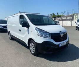RENAULT TRAFIC LL29 DCI 120 BUSINESS 3DR FOR SALE IN DUBLIN FOR €15,950 ON DONEDEAL