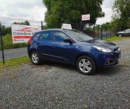 HYUNDAI IX35-LOW MILEAGE-NEW NCT FOR SALE IN CAVAN FOR €6,950 ON DONEDEAL