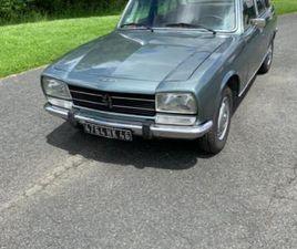 PEUGEOT 504 TI - 1977