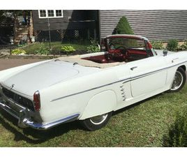 1961 RENAULT CARAVELLE BEAUTIFUL CONVERTIBLE REAR ENGINE | CLASSIC CARS | MONCTON | KIJIJI