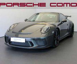 PORSCHE 991 911 4.0 GT3-CLUBSPORT-SPORT CHRONO-SEDILI GUSCIO