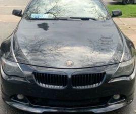 BMW 645CI *AMAZING DEAL* | CARS & TRUCKS | CITY OF TORONTO | KIJIJI