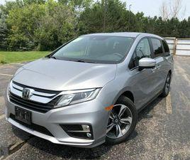 2019 HONDA ODYSSEY EX 2WD   CARS & TRUCKS   HAMILTON   KIJIJI