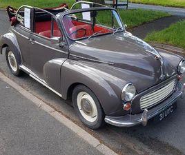 1963 MORRIS MINOR 1100
