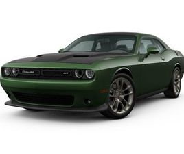 BRAND NEW GREEN COLOR 2020 DODGE CHALLENGER GT FOR SALE IN SILVER SPRING, MD 20904. VIN IS