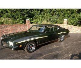 1972 PONTIAC GTO FOR SALE