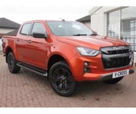 USED 2021 ISUZU D-MAX V-CROSS DOUBLE CAB NOT SPECIFIED 5 MILES IN ORANGE FOR SALE | CARSIT