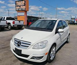 USED 2009 MERCEDES-BENZ B-CLASS AUTO*ONLY 185KMS*RUNS&DRIVES WELL*AS IS SPECIAL