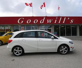 USED 2014 MERCEDES-BENZ B-CLASS SPORT TOURING! HEATED LEATHER! CLEAN CARFAX!