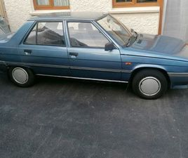 RENAULT 9 GTL FOR SALE IN CARLOW FOR €2,500 ON DONEDEAL