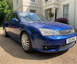 USED 2007 FORD MONDEO 2.2 ST TDCI 5D 155 BHP ESTATE 106,158 MILES IN BLUE FOR SALE   CARSI