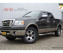 FORD F 150 5.4 V8 AUTOMAAT DUBBEL CABINE