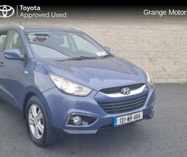 HYUNDAI IX35 1.7 CRDI 5DR COMFORT 4DR FOR SALE IN WESTMEATH FOR €11,950 ON DONEDEAL