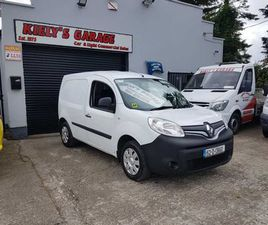 RENAULT KANGOO, 2015 LOW KM ORG IRISH VAN FOR SALE IN LONGFORD FOR €5,285 ON DONEDEAL