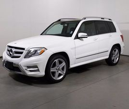 WHITE COLOR 2013 MERCEDES-BENZ GLK 250 4MATIC FOR SALE IN CARY, NC 27511. VIN IS WDCGG0EB4