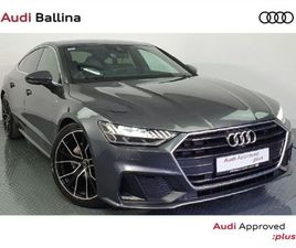AUDI A7 S LINE 40 TDI 204 S TRONIC 12V MHEV AUTO FOR SALE IN MAYO FOR €65,950 ON DONEDEAL