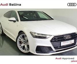 AUDI A7 S LINE 40 TDI 204 S TRONIC 12V MHEV AUTO FOR SALE IN MAYO FOR €66,950 ON DONEDEAL