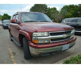 2003 CHEVY TAHOE (Z71 DELUXE)   CARS & TRUCKS   BRANTFORD   KIJIJI