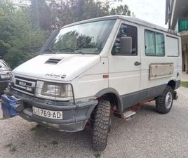 IVECO - DAILY 40-10 4X4