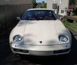 1985 PORSCHE 928 S3