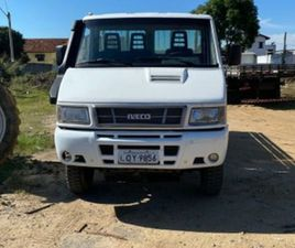 IVECO DAILY 2007 4X4 COMPLETO