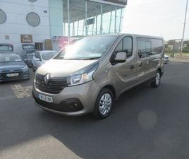 RENAULT TRAFIC LL29 ENERGY DCI 125 SPO FOR SALE IN LIMERICK FOR €34,950 ON DONEDEAL