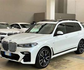 BMW X7 XDRIVE30D MSPORT - 22 - TETTO - INTEGRAL STEERING