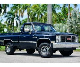 GMC SIERRA 1500 1987