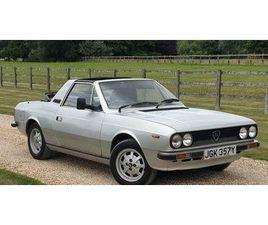 1982 LANCIA BETA 2.0 S2 - £11,993