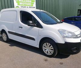 2015 BERLINGO 1.6 LOW MILES FOR SALE IN KILKENNY FOR €8,950 ON DONEDEAL