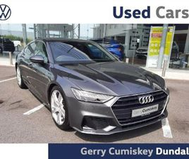 AUDI A7 2.0 LITRE DIESEL FOR SALE IN LOUTH FOR €UNDEFINED ON DONEDEAL