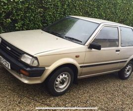 TOYOTA BOXY STARLET FOR SALE IN LIMERICK FOR €2,650 ON DONEDEAL