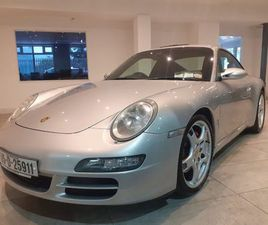 2005 PORSCHE 911 3.8 CARRERA 2S FOR SALE IN DUBLIN FOR €43,900 ON DONEDEAL