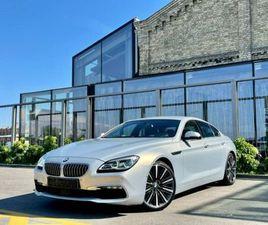 BMW 6 GRAN COUPE 640D INDIVIDUAL SOFT*HK*HU*360*LED