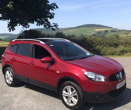 2011 NISSAN QASHQAI+2 ONLY 89K MILES FOR SALE IN WEXFORD FOR €6,950 ON DONEDEAL