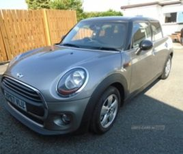 USED 2017 MINI HATCH D HATCHBACK 71,000 MILES IN SILVER FOR SALE | CARSITE
