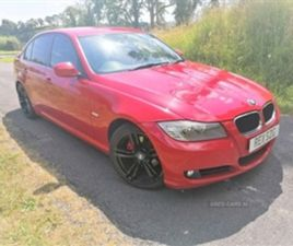 USED 2011 BMW 3 SERIES EFFICIENTDYNAMICS SALOON 126,103 MILES IN RED FOR SALE | CARSITE