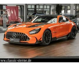 MERCEDES-BENZ AMG GT BLACK SERIES LIMITED EDITION
